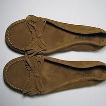 Minnetonka Moccasin Moccasin Loafer Women Shoe Size 7.5  Photo