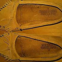 Minnetonka Moccasin Shoes Photo