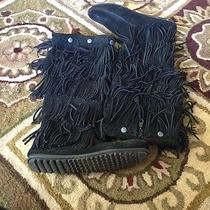 Minnetonka Moccasin Winter Boots Photo