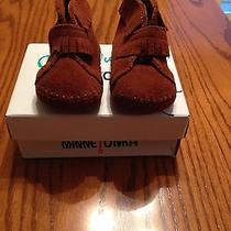Minnetonka Moccasins 1122-Infants Strap Photo