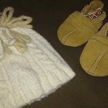Minnetonka Moccasins and Winter Hat Photo