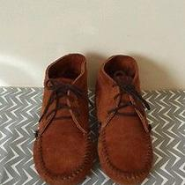 Minnetonka Moccasins Ankle Bootie Photo