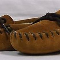 Minnetonka Moccasins - Children's Pile Lined Slippers Photo