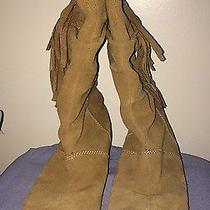 Minnetonka Moccasins Fringe Boot Photo