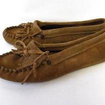 Minnetonka Moccasins Kilty Moccasin Loafer Women Size 7 Photo