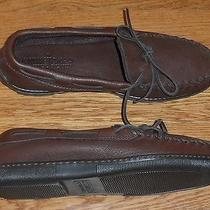 Minnetonka Moccasins - Men's 9 1/2 - Moosehide Classic Moccasins Photo
