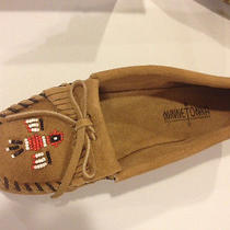 Minnetonka Moccasins Size 9.0 Photo