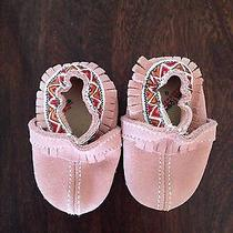 Minnetonka Moccasins Sz 1 Infant Photo