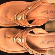 Minnetonka Sandals Size 7 Photo