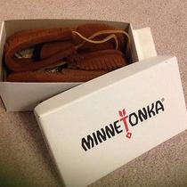 Minnetonka Size 12 Children's Moccasins Photo