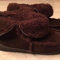 Minnetonka Slippers Womens Size 8 Suede Booties Photo