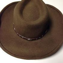 Minnetonka  Western Hat Brown Photo