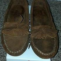 Minnetonka Womens Moccasins 8.5 New in Box Photo