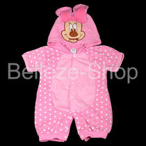 Minnie Mouse Baby Fancy Party Costume Outfit Sz 3m-18m Fc025 Photo
