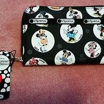 Minnie Mouse Wallet by Lesportsac - ''celebrate Minnie' Photo