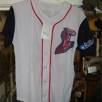 Minor League Round Rock Express Youth Large Ryan 34 Baseball Shirt Photo
