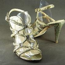 Mint 224  Vince Camuto Jeweled Strappy Signature