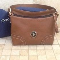 Mint Condition Dooney and Bourke Leather Handbag With Dust Cover Euc Photo