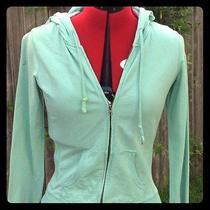 Mint Green Sweat Suit Photo