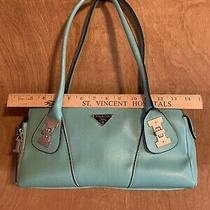 Minty Blue Green (Seafoam)  Purse Prada Photo