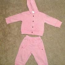 Misha Lulu Baby Girl's Pant Set. Size 24 Months. Wonderland Photo