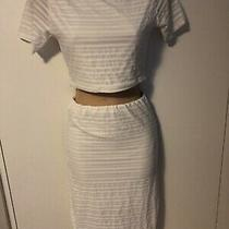 Miss Blush Top and Skirt  Size 10 Photo
