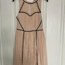 Miss Selfridge Blush Pink  Floaty Dress  Size 8 Bnwto Photo
