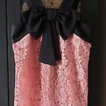 Miss Selfridge Size 8 Petite New Dress Pink Lace Lined Was 49 Blush Party Hols Photo
