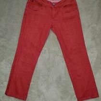 Miss Sixty Womens Tiffany Crop Jeans Size 31 Stretch  Photo