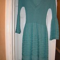 Missoni Aqua Knit Dress Photo