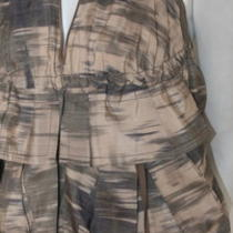 Missoni Beige Gray Olive Golden Hue Halter Apache Top New 42 or 6 Photo