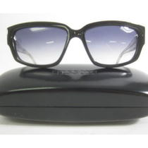 Missoni Black Plastic Square Frame Designer Sunglasses in Case Mi0188 Photo