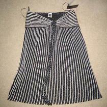 Missoni Black & Silver Metallic Knit Dress - Skirt - Halter Top Photo
