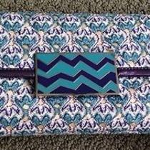 Missoni Blue Clutch Bag  Photo