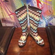 Missoni by Target Rain Boots Photo