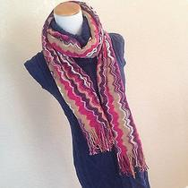 Missoni Chevron Scarf Nwot Photo