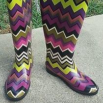 Missoni Children Rain Boots  Size 13 Photo