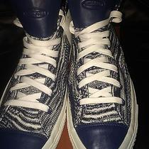 Missoni Chuck Taylor Sneakers Photo