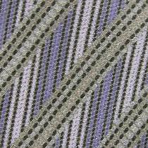Missoni Cravatte Made in Spain Violet Zigzag Silk Necktie Tie Map1916c R27 Photo