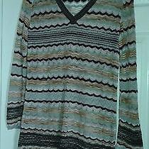 Missoni Designer Sweater Photo
