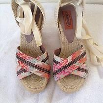 Missoni Espadrille Wedges Photo