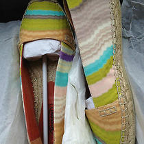 Missoni Flat Espadrilles Photo