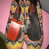 Missoni for Target Ballet Flats Photo