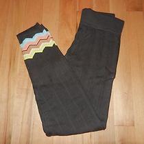 Missoni for Target Brown Leggings M (7/8) Photo