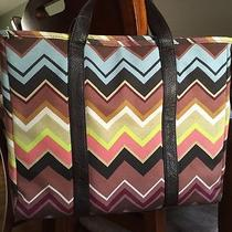 Missoni for Target Chevron Computer Tote Bag  Photo