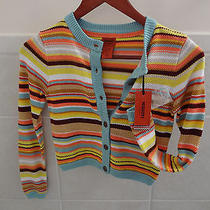 Missoni for Target Kids Children Cardigan Sweater Medium Photo