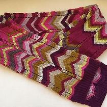 Missoni for Target Scarf - Nwt Photo