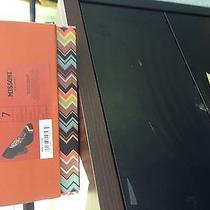 Missoni for Target Shoes Photo