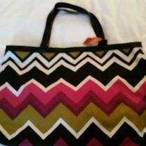 Missoni for Target Shoulder Bag Tote Purse Nwt Photo