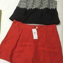 Missoni for Target Size 14 Silk Linen Blend Short - New With Tag  Photo